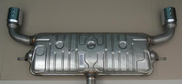 "VW Golf 7 5G GTI Original ""Clubsport"" ESD Endtopf Schalldämpfer"