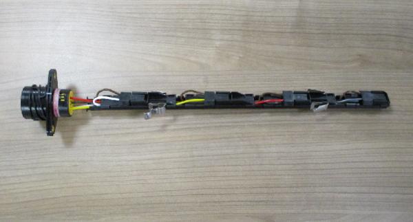 Original VW Audi Adapter Leitungssatz Einspritzdüse 038971600 Pumpe-Düse-Einheit