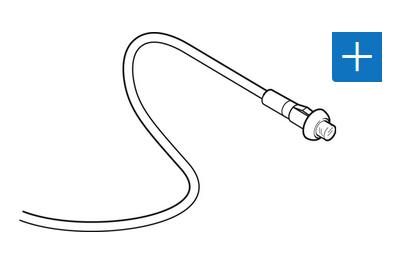Taster 221000328400 für Fernbedienung EasyStart R od R+ Eberspächer Standheizung-Copy