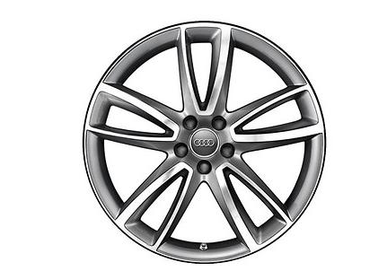 Audi Original Alufelge 20 Zoll 5-Arm Design A5 RS5 Sportback Cabrio Coupe