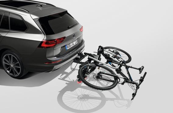 VW Original Fahrradträger Premium klappbar baugleich mit Uebler i21 90° 000071105J-NEU