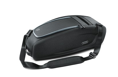Audi Original Fond Kühltasche passiv A1 A3 A4 A5 A6 ohne Strom - 27 Liter Volumen