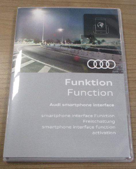Original Audi A6 A7 Q2 Q7 TT R8 Nachrüstung Audi smartphone interface MMI Audi