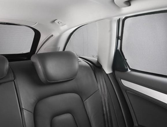 Audi Original Sonnenschutzsystem 5-er Set Audi A3 Sportback Typ 8V komplett