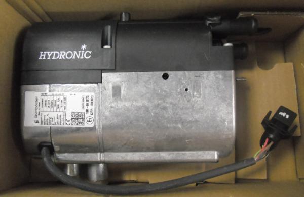Standheizung Heizgerät Eberspächer Hydronic D5WSC 252219 - mit Uni Einbausatz Aktion NEU