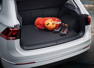 Original VW Kofferaumeinlage Kofferraumwanne Tiguan ab Modelljahr 2016