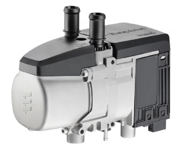 Eberspächer Standheizung Hydronic S3 D5E Diesel mit Uni-Einbaukit & EasyStart Web