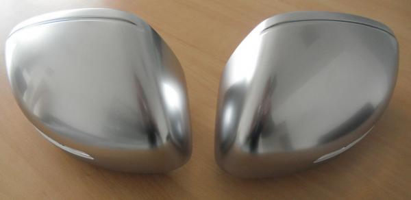 AUDI ORIGINAL TT R8 Tuning Aluminium Kappen Spiegelkappen Spiegel R8 TT TTS