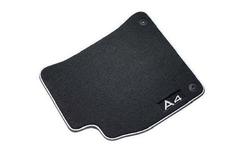 Original Audi A4 S4 RS4 Premium S-Line Stoff Velours Fußmatten B8 8K Teppich OEM