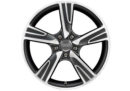 Audi Original Alufelge 18 Zoll 5-Arm Design A3 8V Sportback E-tron