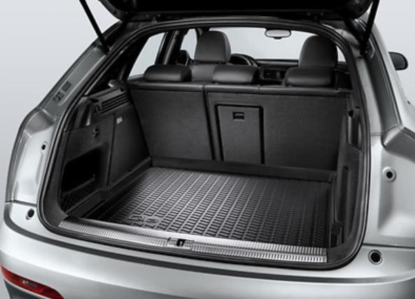 Kofferraumwanne Gepäckraumwanne Audi Q3 Original Zubehör