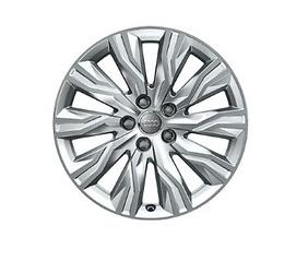 Satz Original Audi Alufelgen Felgen A4 B9 7,5Jx18 ET39 10-Arm-Gravis-Design 4 Felgen NEU