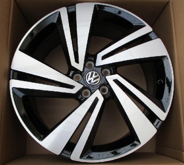 """VW Original Alufelge 18 Zoll T-Cross Design """"Nevada"""" Schwarz 1 Stück NEU-"""