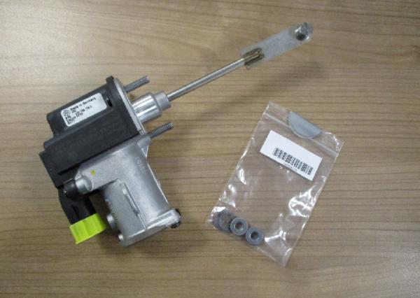 Original Reparatursatz für Turbolader Stellmotor Audi Seat Skoda VW 03F198725C NEU