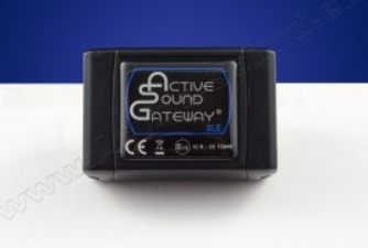 Active Sound Gateway Audi A6 4G Soundmodul BlueTooth Active Sound Gateway® BLE