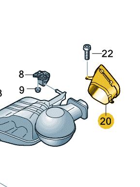 Audi A6 4G S line competition Endrohre schwarz Auspuff Blenden Endrohrblenden