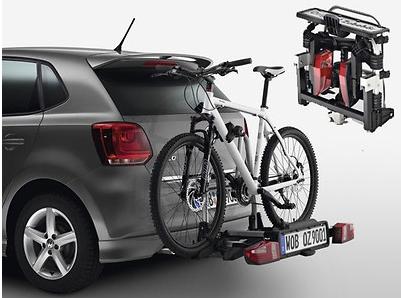VW Original Fahrradträger Compact II auch für Audi und Seat geeignet 3C0071105B