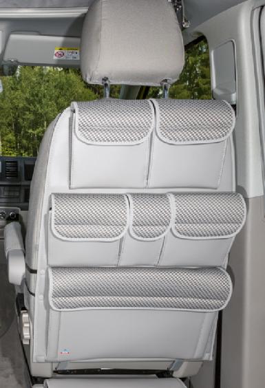 UTILITY für Fahrer-/Beifahrersitz VW T6/T5 California Beach / Multivan / Multivan Startline