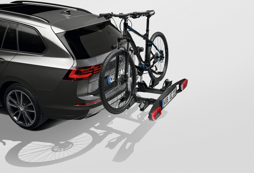 Original VW Fahrradträger Basic für die AHK Faltbar- 000071105K - Aktionspreis NEU
