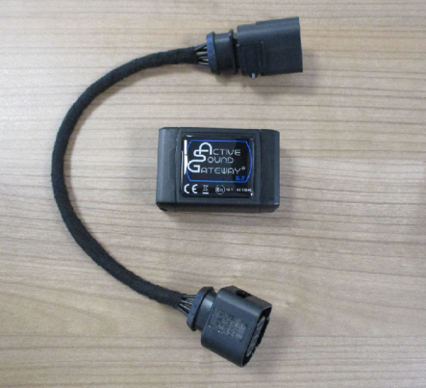 Active Sound Gateway Audi A6 4G Soundmodul BlueTooth Active Sound Gateway® BLE