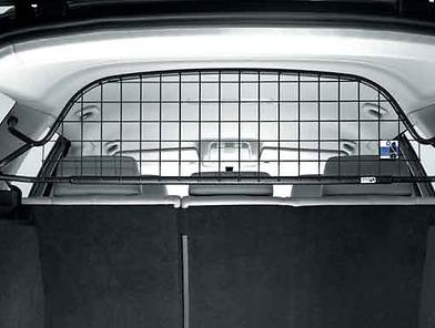VW Original R36 Hundegitter Trenngitter Passat 3C Variant Alltrack Gitter Gepäck