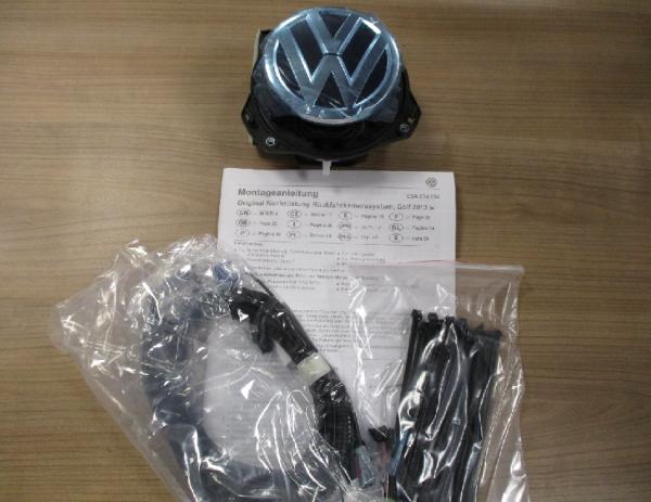 Original VW Rückfahrkamera Golf VII 7 Schwenkemblem NEU 5G1054634 vom VW Partner