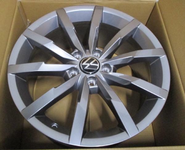 """Original Volkswagen VW Passat 8x18 Zoll Alu Felgen Aluminiumfelge """"Monterey""""1 Stk-"""