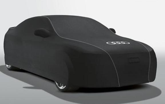 Car Cover Audi TT/TTS Roadster mit Spoiler Fahrzeugabdeckung für den Innenbereich