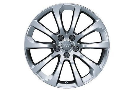"Original Audi Alufelgen 7,5Jx18"" für A3 (8P) 8P0 071 498A W90"