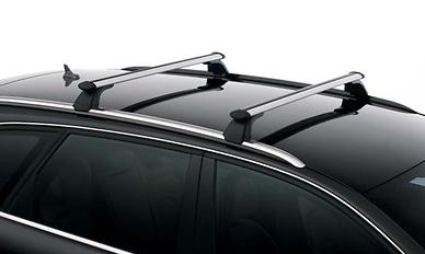Original Audi A4 Avant 8K Dachträger Tragstäbe Transport Grundträger