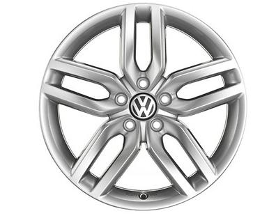 VW Original 5-Speichen 18 Zoll Helix New Beetle