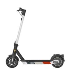 Original Audi electric scooter powered by Segwey Ninebot MAX G30D E-Scooter Audi