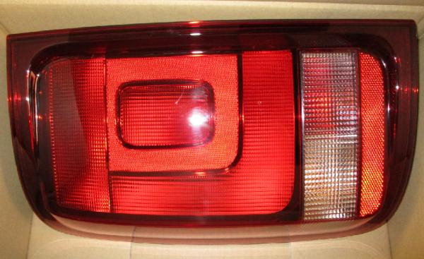 """Rückleuchten abgedunkelt Original VW Amarok Tuning """"DARK LABEL"""" Schlussleuchten"""