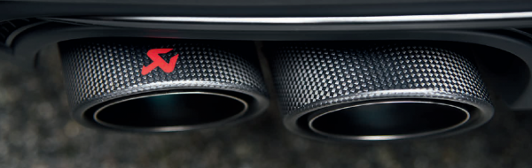 Audi Sport-Abgasanlage Akrapovič Akrapovic Titan Sport S6 und S7