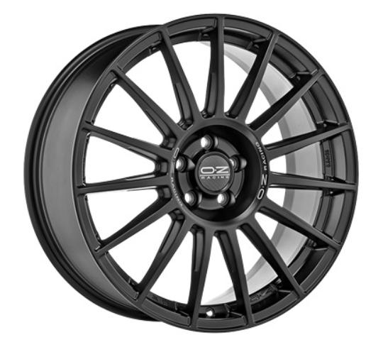 Audi Q8 Alufelge 20Zoll OZ SUPERTURISMO DAKAR Matt Black - 1 Stück