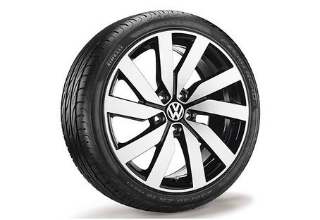 "Original Volkswagen VW Touran MQB 7x18 Zoll Alu Felgen Aluminiumfelge ""Marseille""1 Stk"