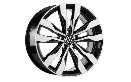 ORIGINAL VW Alufelgen Leichtmetallfelgen Suzuka 8 x19 VW T-ROC - 1 Stück