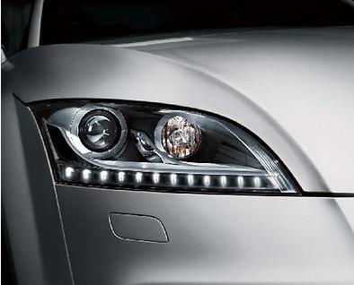 Original Audi TT Xenon Scheinwerfer mit LED Tagfahrlicht mit AFS Kurvenlicht TT
