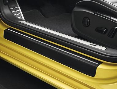 Original VW Arteon Einstiegsleistenschutzfolie, Neu, 3G8071310ZMD