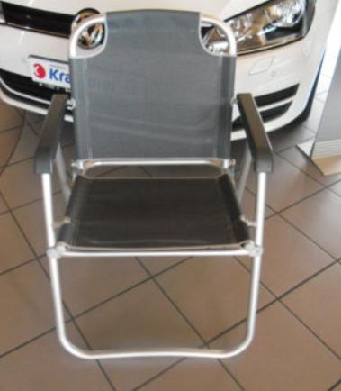 Original VW Bus T5 T6 Multivan California Stuhl Campingstuhl für Heckverkleidung