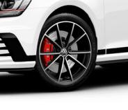 """VW Golf 7 5G GTI Original """"Clubsport"""" Alufelge """"Belvedere"""" 18 Zoll - 1 Stück"""