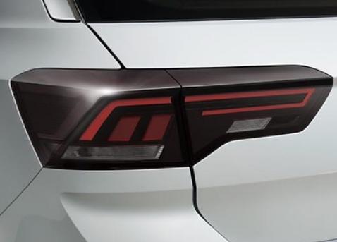 "Original VW T-Roc LED-Rückleuchten ""Black Line"" NEU"