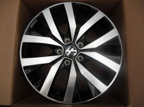 VW T5 T6 Multivan Alufelgen 18 Zoll - Toluca-Design vom VW Partner (4 Stück)