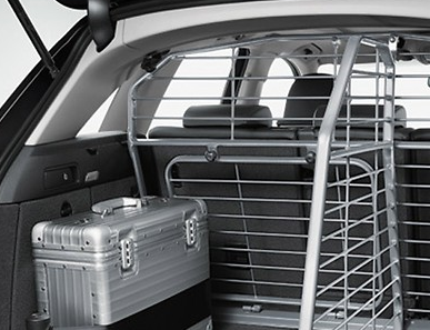Audi Q5 SQ5 Trenngitter quer Trennwand Kofferraum Original Gitter Gepäckraum