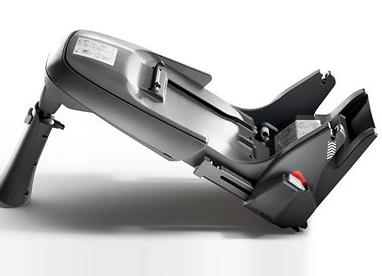 Original Audi ISOFIX Basis für Babyschale und Kindersitz 4L0019900C EUR
