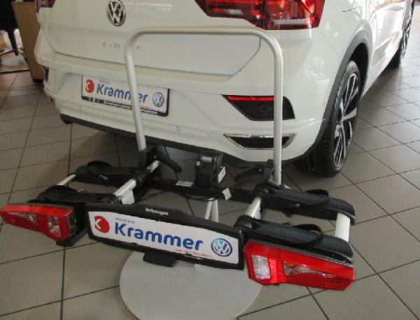 Original VW Fahrradträger Premium faltbar 000071105J NEU - Hersteller - Uebler