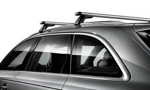 Original Audi Grundträger, Dachträger A4, Querträger Audi A4 Variant (B9/8W)
