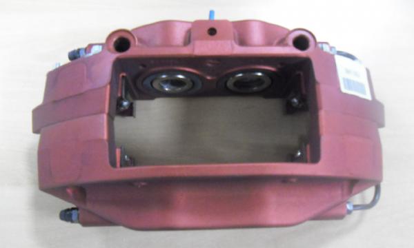Original Audi R8 Bremssattel hinten rechts in Rot für 356 x 32mm Bremse NEU
