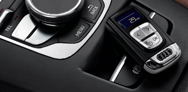 Audi A3 (8V) Nachrüstung Nachrüstsatz Standheizung Lüftung Original Zubehör