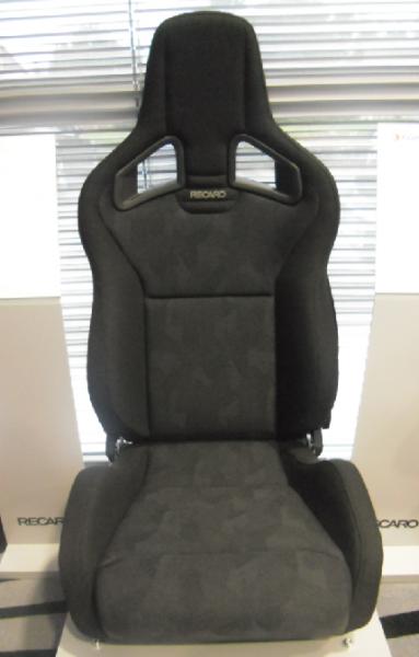 RECARO Sportster CS SAB Seitenairbag Airbag Sport Sitz Sportsitz Schalensitz 411001351